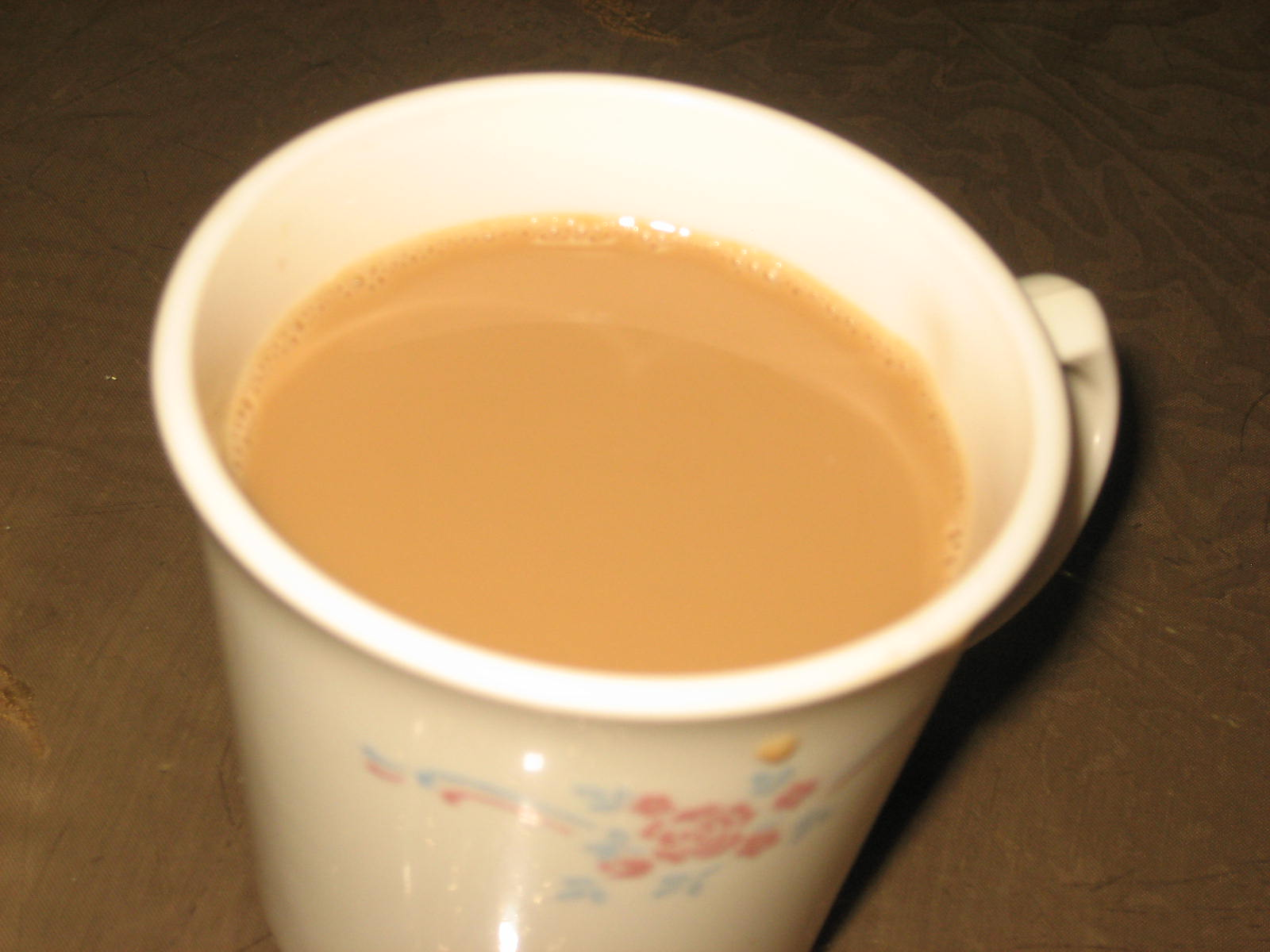 Homemade Milk Tea Domestic Urbanite