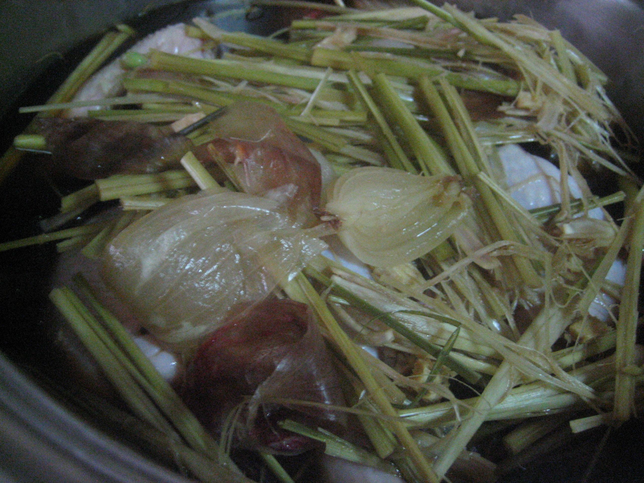 how to cook tinolang manok with tanglad