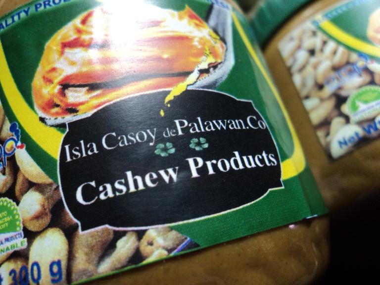 Isla Casoy (Cashew Island)