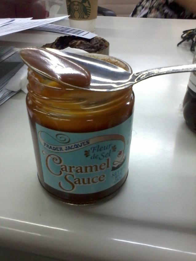 Sea salt caramel :)