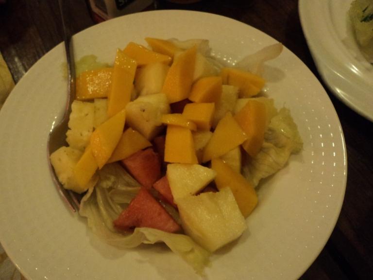 Frut salad