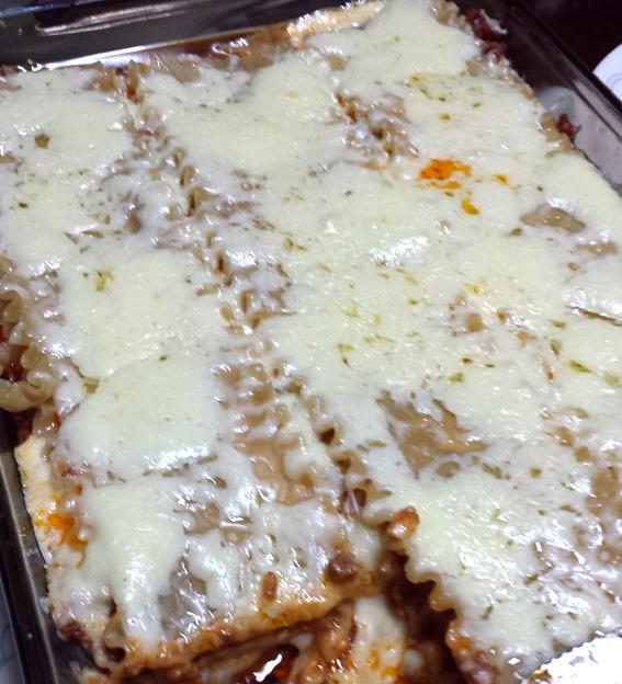 Lasagna :)