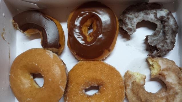 Doughnuts :)