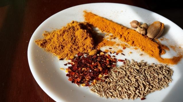 Pretty spices