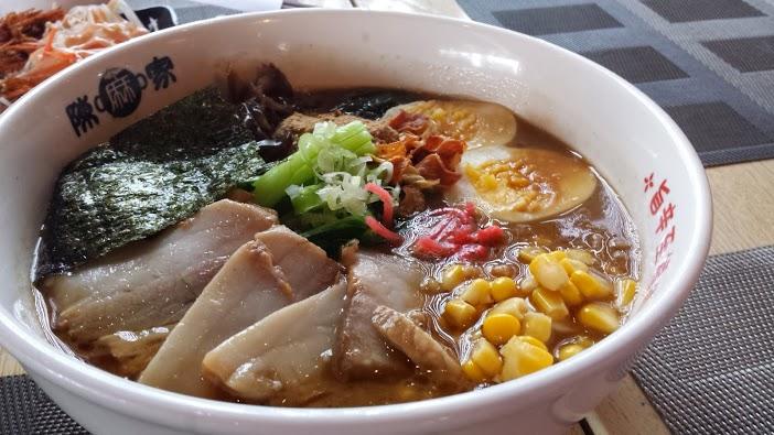 The tokyo tonkotsu ramen