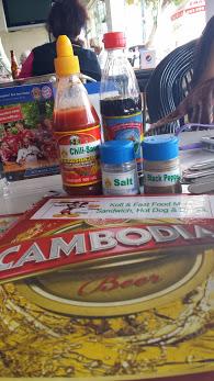 All Thai sauces
