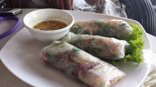 Spring roll, better than Viet's