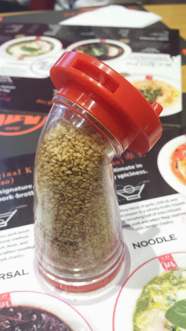 Their fab sesame seed grinder