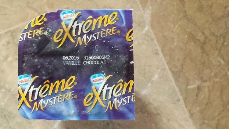 Nestle Extreme Mystere