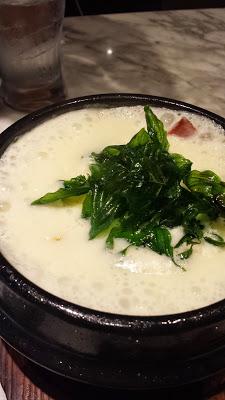 Creamy carbonara soba