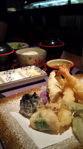 Mom's mixed tempura