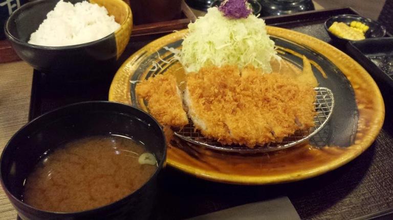 My tonkatsu