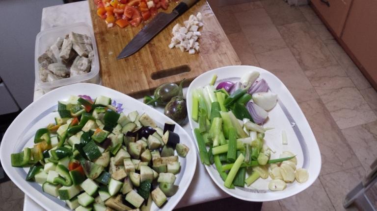 Vegetable goodness