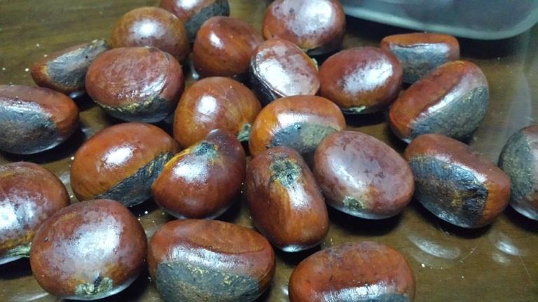 Chestnuts!
