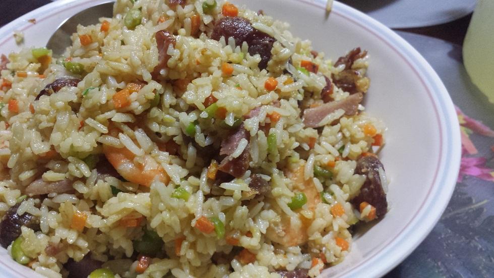 Yang zhou fried rice or yang chow p domestic urbanite yang zhou fried rice ccuart Images