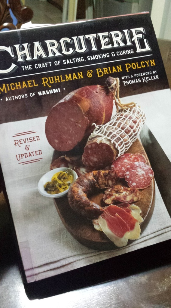 My new charcuterie book :)