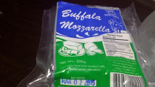 Buffala Mozzarella