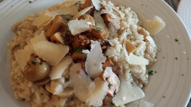 My risotto