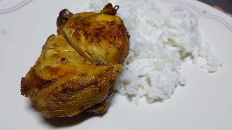 Chicken Inasal, yummy