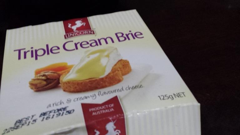 Triple Cream Brie