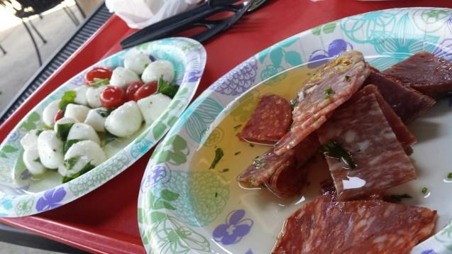 My salads