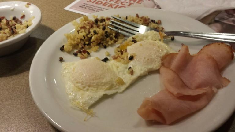 Looks like a Filipino breakfast