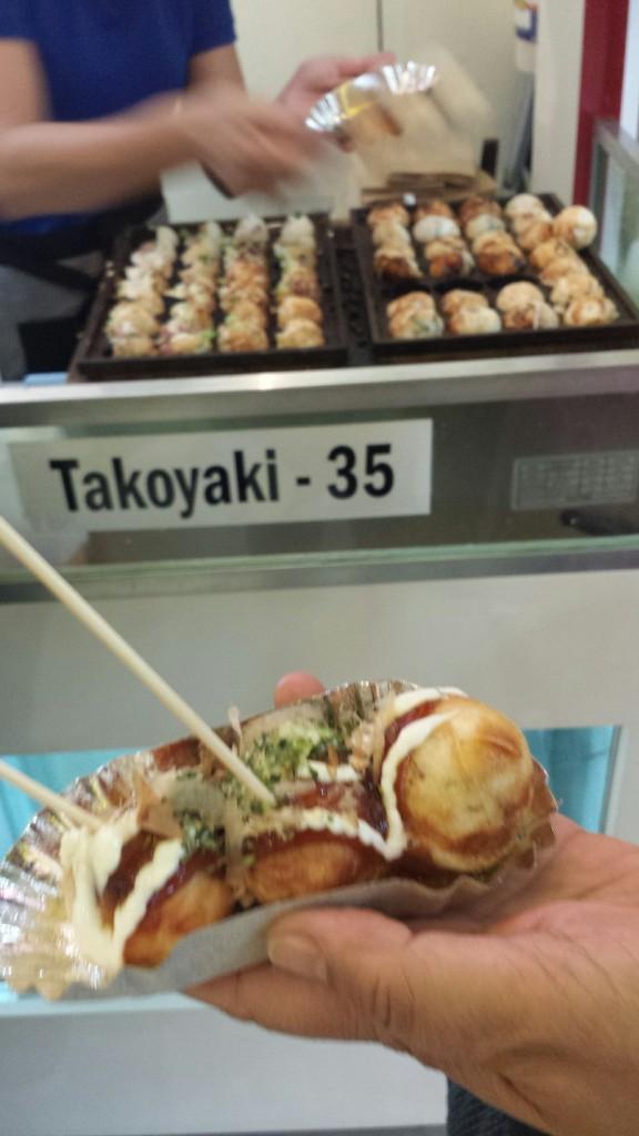 Takooyaki