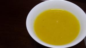 Sad soup